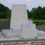 La Meauffe, monument 35th Infantry Division