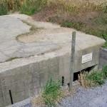 Longues-sur-Mer, la batterie allemande