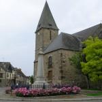 Bellou-en-Houlme, l'église Notre-Dame