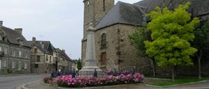 Bellou-en-Houlme, ville lettrine