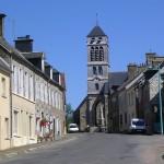 Bernières-le-Patry, l'église Saint-Gerbold du XIXe siècle