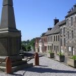 Bernières-le-Patry, le monument aux Morts