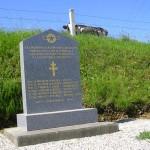 Bernières-le-Patry, stèle aviateurs américains