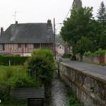 Bonnebosq, l'entrée nord de la ville