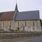 Branville, église Saint-Germain du XIIIe siècle