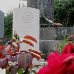 Couterne, tombe Pilot Officer R. D. Davidson