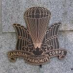 Bavent Le Mesnil, monument 1st Canadian Parachute Battalion