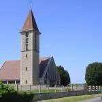 Emiéville, l'église Notre-Dame
