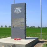Emiéville, stèle Guards Division