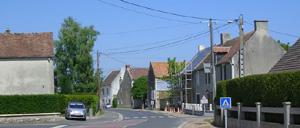 Emiéville, ville lettrine
