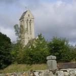 Etréham, l'église Saint-Romain