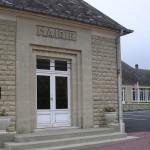 Formigny, la mairie