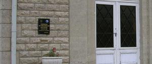 Formigny, monument lettrine