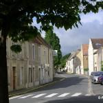 Frénouville, le centre ville