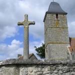 Giel Courteilles, l'église Saint-Pierre