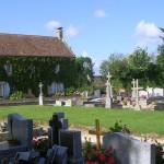 Gonneville-en-Auge, le cimetière communal