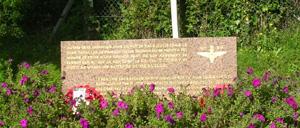 Gonneville-en-Auge, monument lettrine