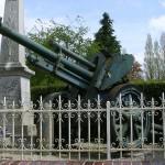 Habloville, canon allemand