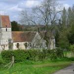 Habloville, l'église de la Nativité de Notre-Dame des XIIIe et XVe siècles