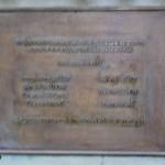 Hérouville-Saint-Clair, plaque victimes civiles