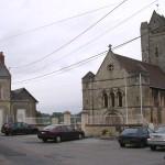 Hérouville-Saint-Clair, l'église Saint-Clair des XIe et XIIe siècles