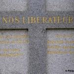 La Hutte, monument soldats 2e DB
