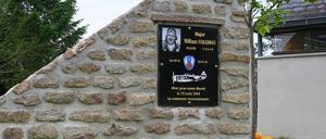 Landisacq, monument lettrine