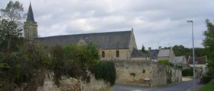 Lantheuil, ville lettrine