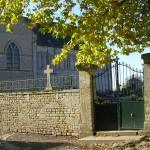 Le Fresne-Camilly, le cimetière communal