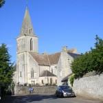 Le Fresne-Camilly, l'église Notre-Dame du Fresne XIe et XIIIe siècles