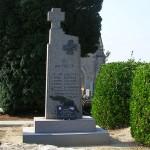 Le Ham, plaque 60e anniversaire de la Libération
