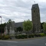 Le Luot, l'église Saint-Pierre