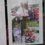 Le Mesnilbus, monument Robert Duffy