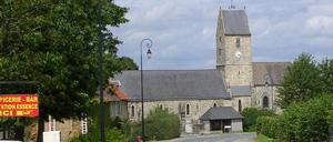 Le Mesnilbus, ville lettrine