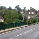Le Mesnil-Villement, la rue principale