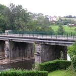 Le Mesnil-Villement, le pont des Vers
