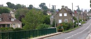 Le Mesnil-Villement, ville lettrine