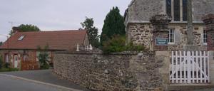 Les Loges-Saulces, ville lettrine