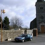 Livaie, l'église Saint-André