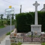 Livry, monument Captain George Grey