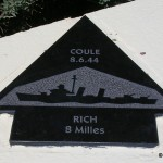Sainte-Marie-du-Mont, Utah Beach plaque Rich