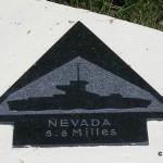 Sainte-Marie-du-Mont, Utah Beach plaque Nevada