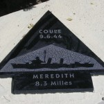Sainte-Marie-du-Mont, Utah Beach plaque Meredith