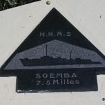 Sainte-Marie-du-Mont, Utah Beach plaque Soemba