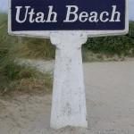 Sainte-Marie-du-Mont, panneau Utah Beach
