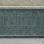Sainte-Marie-du-Mont, Utah Beach stèle 90th Infantry Division