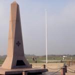Sainte-Marie-du-Mont, Utah Beach monument 4th Infantry Division