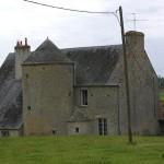 Sainte-Mère-Eglise, La Fière manoir (propriété privée)