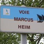Sainte-Mère-Eglise, La Fière voie Marcus Heim