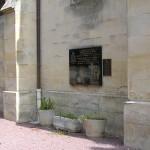 Louvigny, plaques The Royal Regiment of Canada & 10th Armoured Regiment